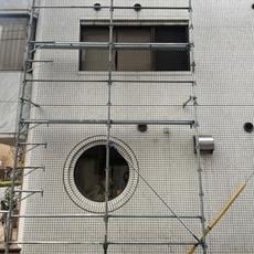 京都市中京区 Mビル 1階漏水修繕工事