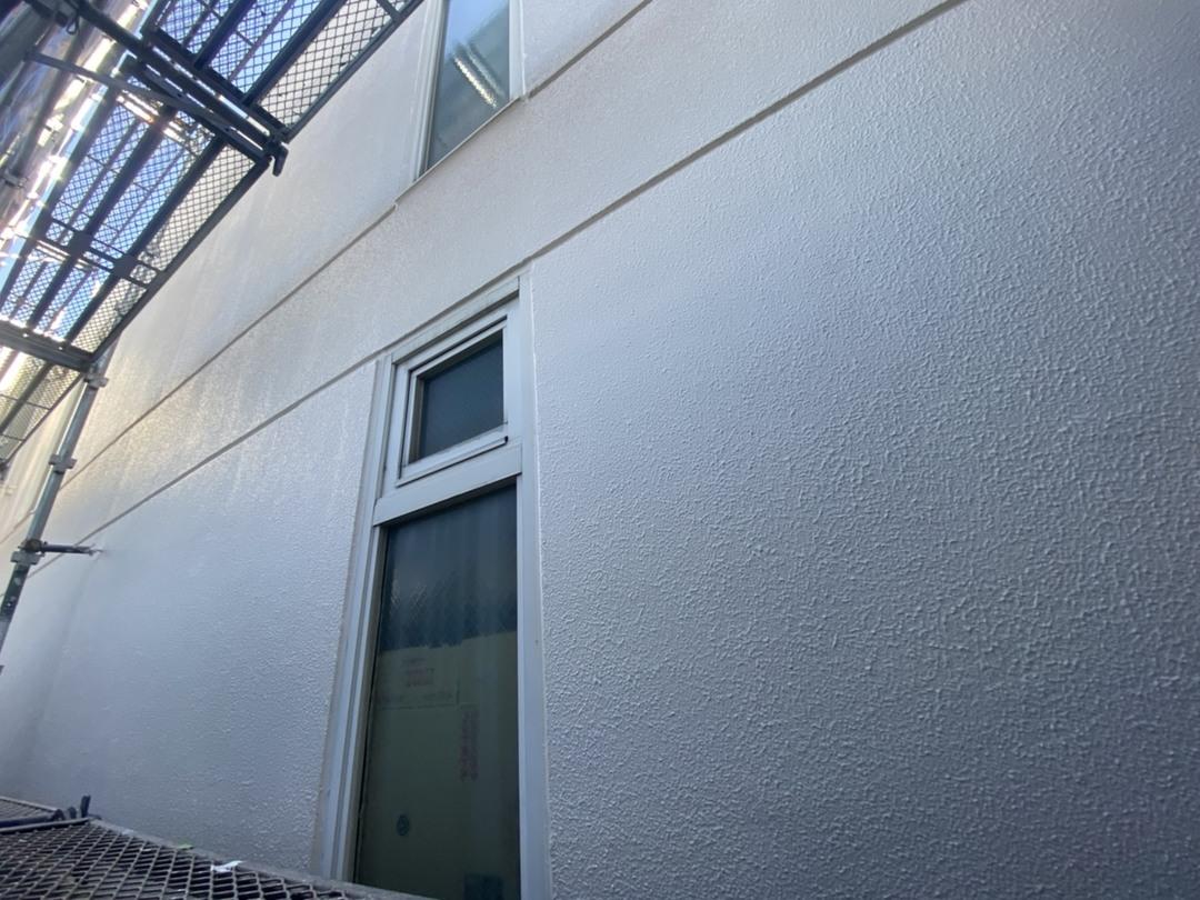 京都市上京区 Cマンション 外壁塗装工事のサムネイル