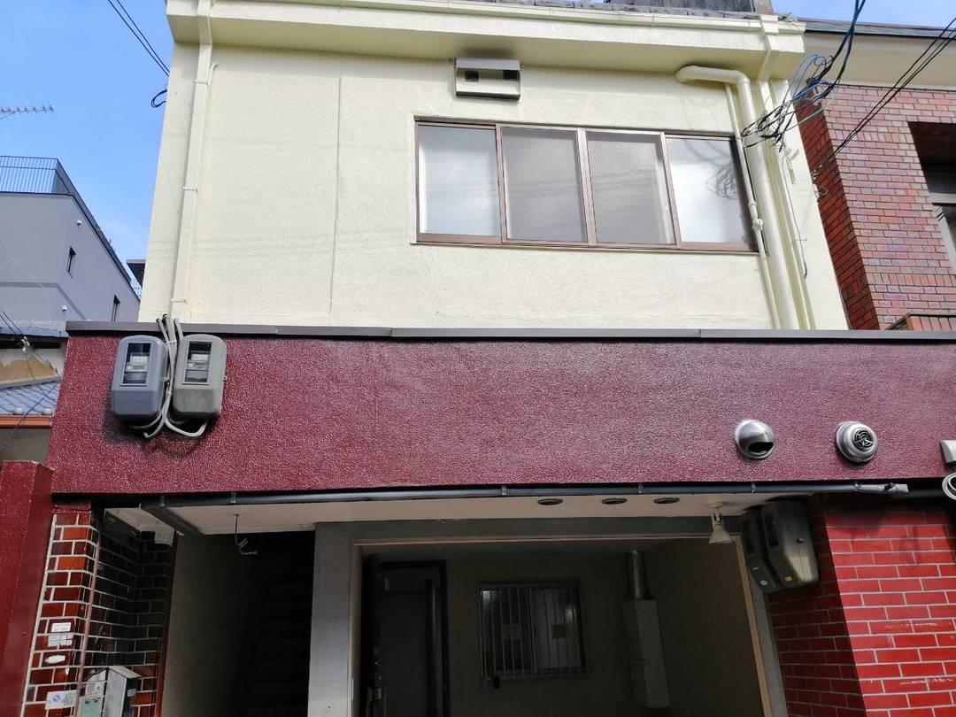 京都市上京区 Ⅿ邸 外壁改修工事のサムネイル
