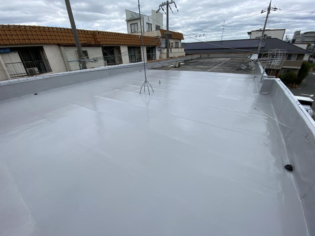 京都市南区 N邸 上屋防水改修工事のサムネイル