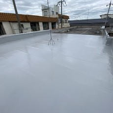 京都市南区 N邸 上屋防水改修工事