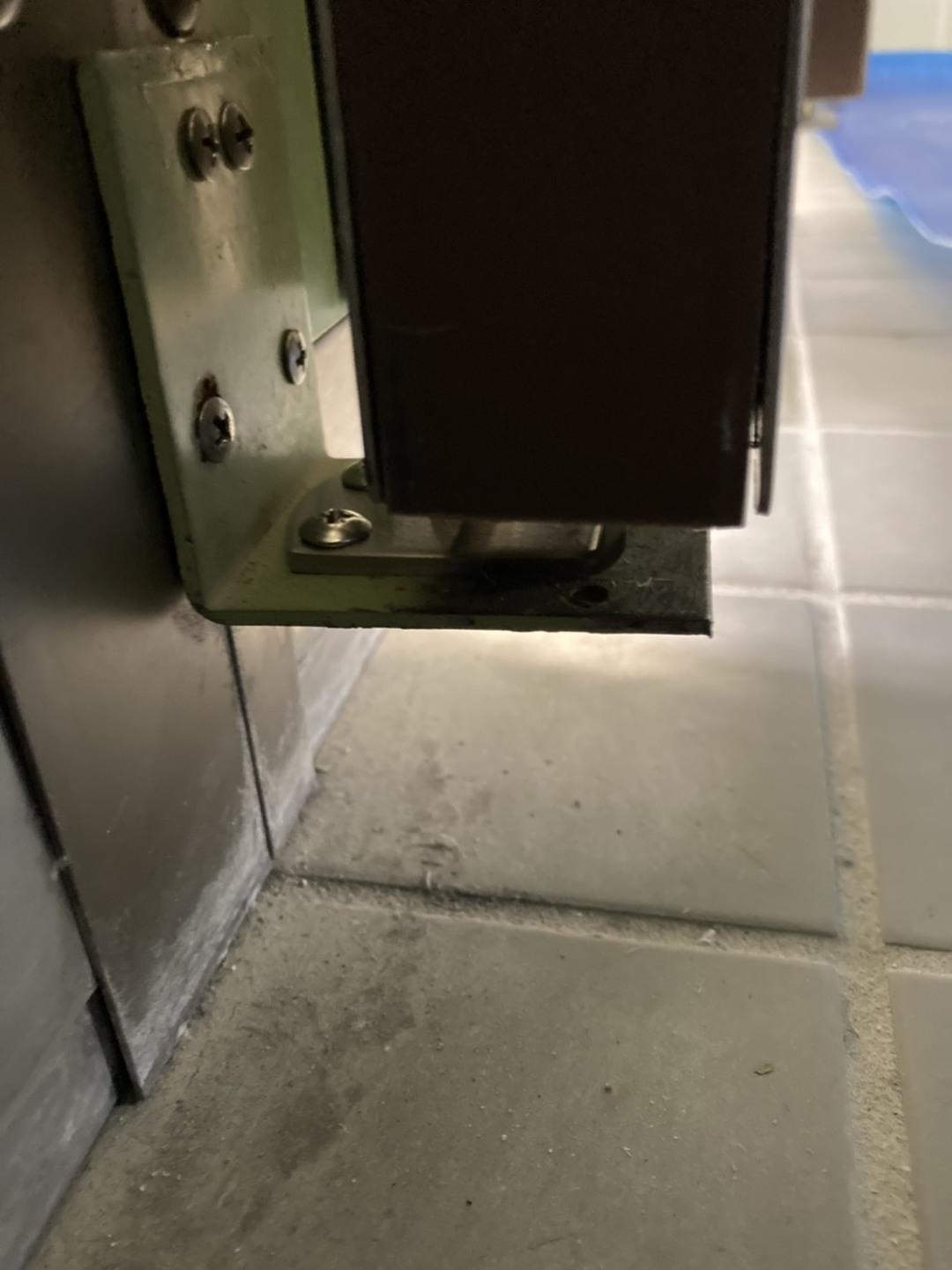 京都市伏見区 京都市立竹田小学校 多目的トイレドア修繕工事のサムネイル