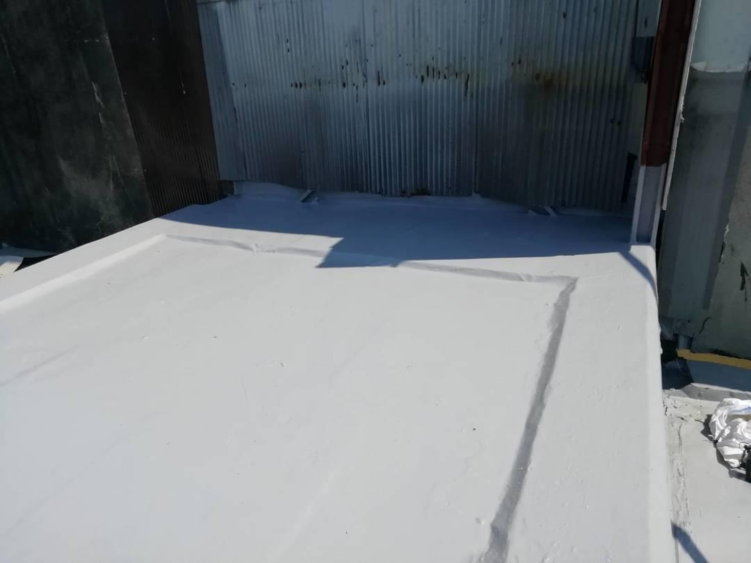 京都市上京区 Ⅿ邸 屋根部分解体及び防水工事のサムネイル