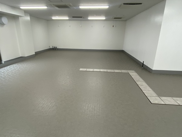京都市立左京区 京都大学 魚飼育室制作工事・塗装工事 ㈱KG