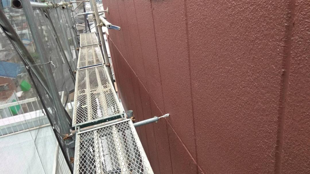 京都市左京区 Rビル 外壁防水改修工事のサムネイル